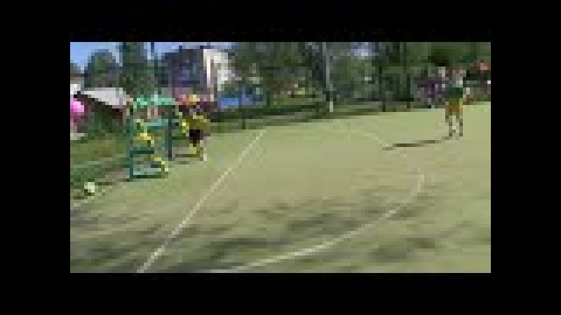 Первенство по футболу Детский сад №29 Кораблик г.о. Чапаевск
