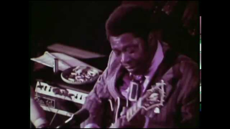 B.B. King | Ghetto Woman Live