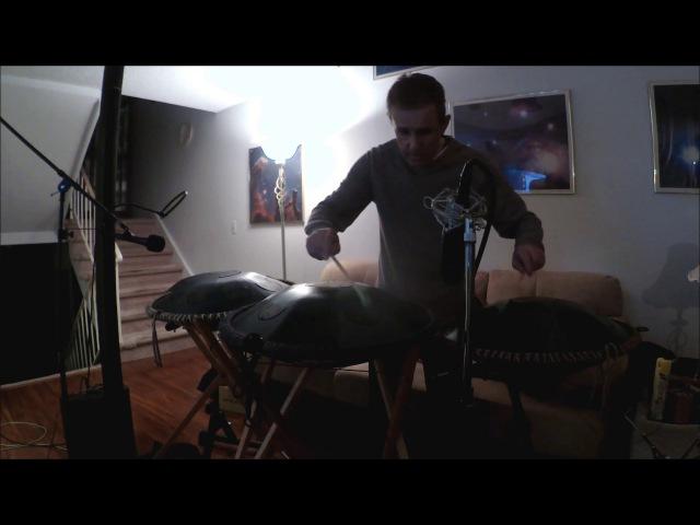 Four - Four RAV Drums (A Integral, B RUS, D Major, B Celtic)