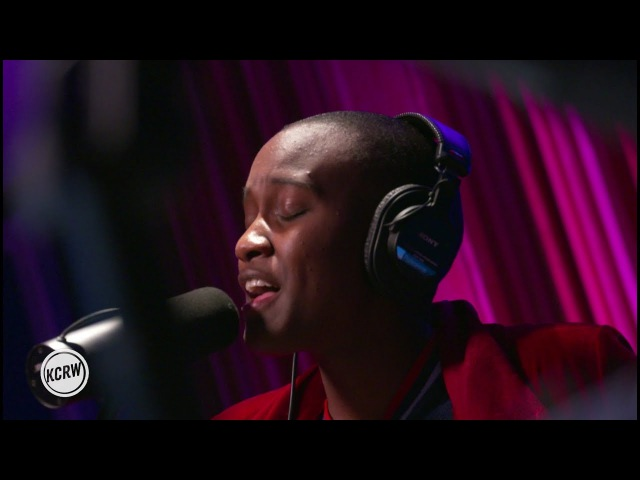 Moon Boots performing Fortune Teller (feat. Kona) Live on KCRW