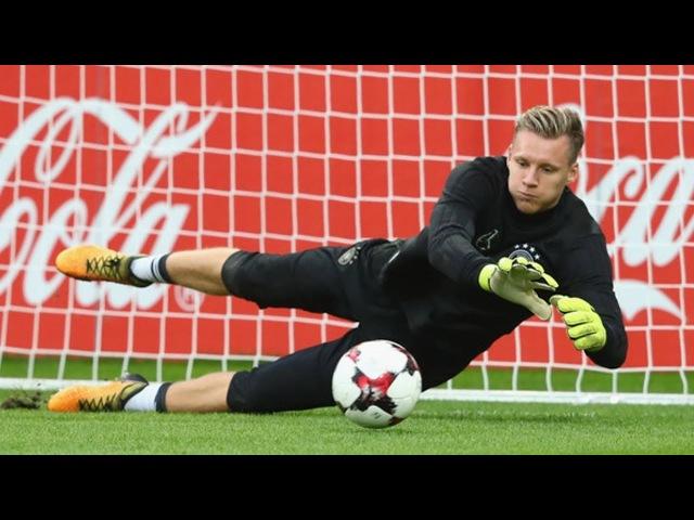 Bernd Leno - Goalkeeper Training (Bayer Leverkusen Germany NT)