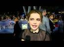 Mad Men star Kiernan Shipka at Twilight Breaking Dawn Part II premiere