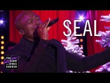 Seal - Let It Snow, Let It Snow, Let It Snow (The Late Late Show with James Corden)