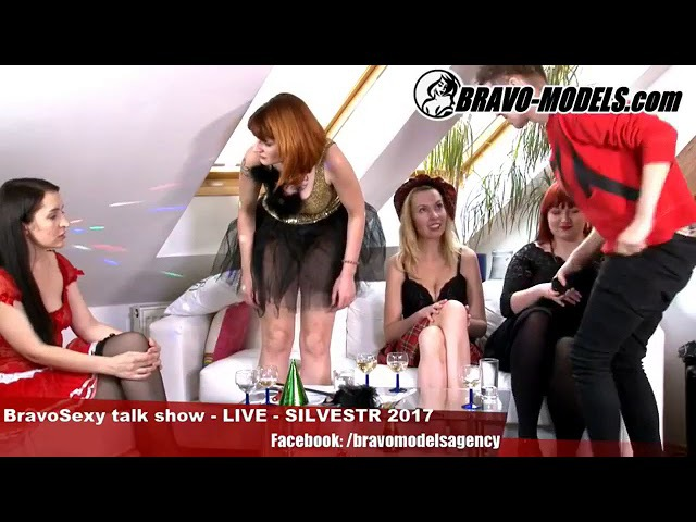 BravoSexy talk show se Sarah Star - Silvestr 2017 Special 03