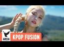MAMAMOO 마마무 - Starry Night 별이 빛나는 밤 Areia Kpop Fusion 34 REMIX