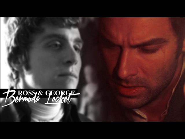 Ross George | Bermuda Locket [Poldark]