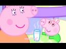 Свинка Пеппа на русском все серии подряд - Джордж простудился - целиком серии