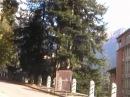Passeggiata nelle vie dell'ospedale Morelli Sondalo ottobre 2012