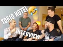 Tokio Hotel über das Boy Don´t Cry -Video und Bill als Dragqueen - Interview (eng. sub)
