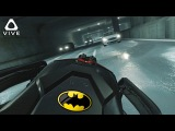 BATMAN'S MOTORCYCLE IN VR • SUMMER FUNLAND - HTC VIVE GAMEPLAY