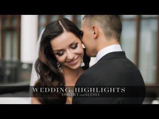 WEDDING HIGHLIGHTS Dima&Alesya