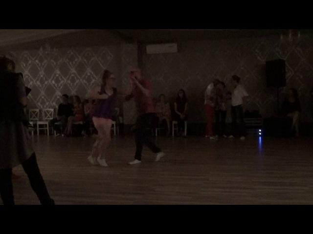 DJ Marco Yulia Lopyreva social @ Belarusian salsa festival 2