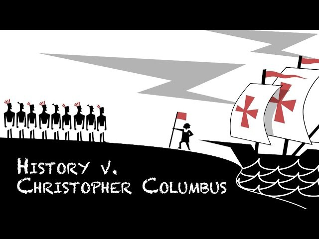 History vs. Christopher Columbus - Alex Gendler