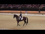 Charlotte Dujardin Liverpool International Horse Show 2017 En Vogue 78.6