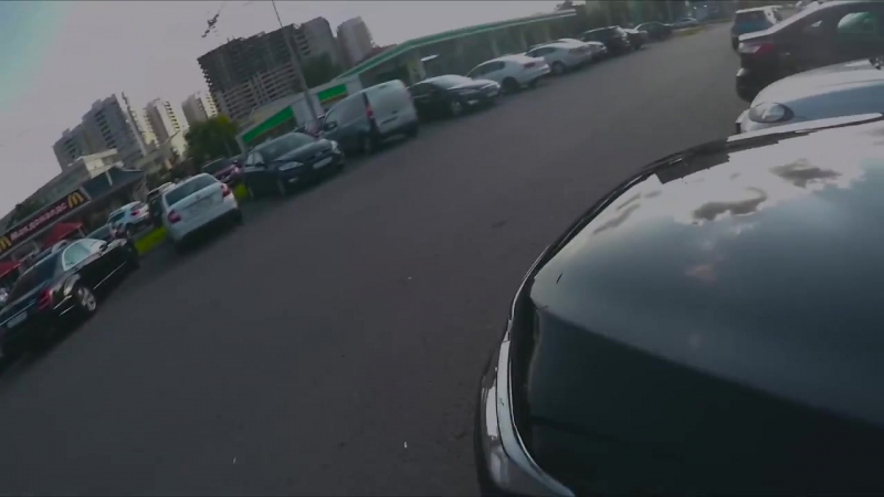 Угон Toyota Camry