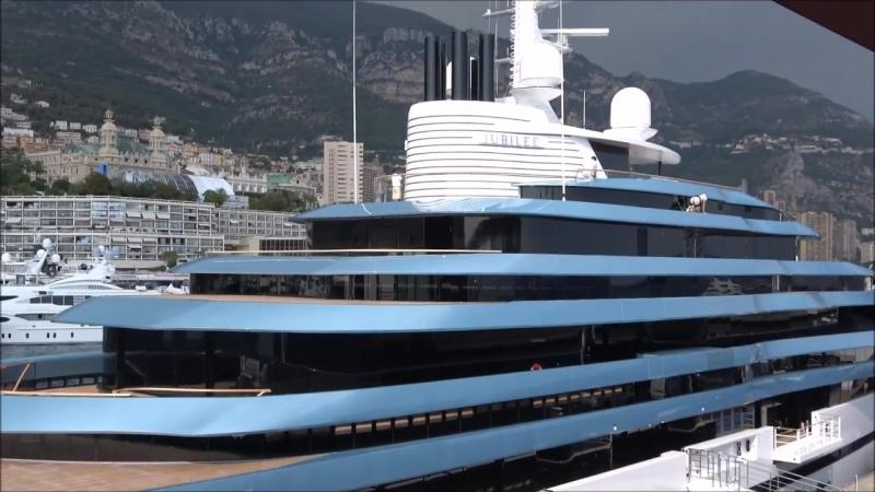 Oceanco Jubilee Monaco Yacht Show