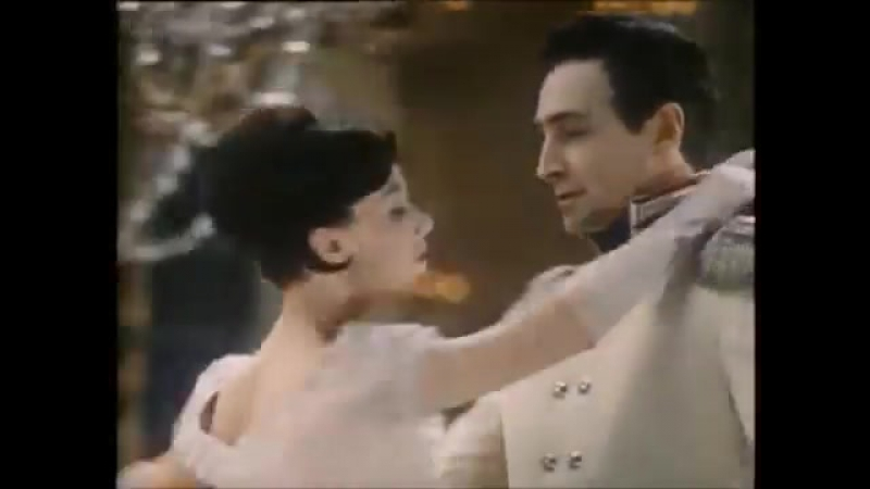 Natasha and Andreis Waltz War and Peace (Война и мир)