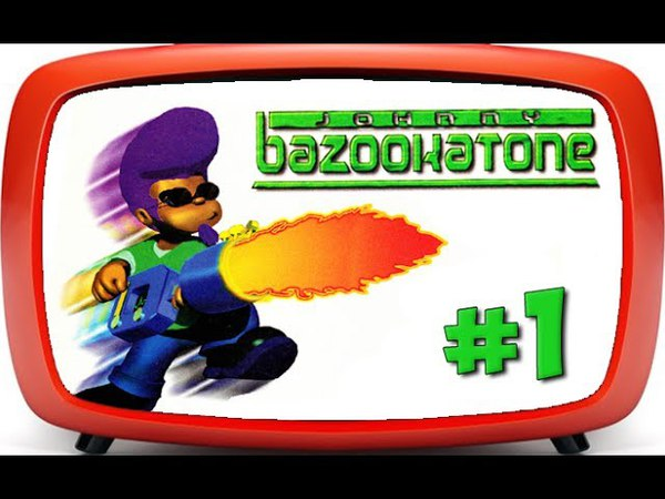 Johnny Bazookatone | 1 [3DO]