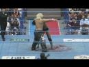 Michio Kageyama vs Yusuke Okada AJPW Champion Carnival 2018 Day 12