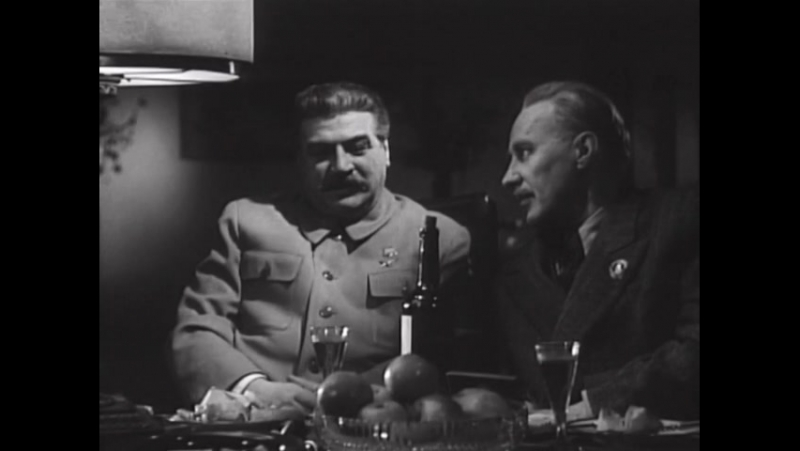 СТАЛИНГРАДСКАЯ БИТВА. 1 серия. СССР. Хф. (1948г.)