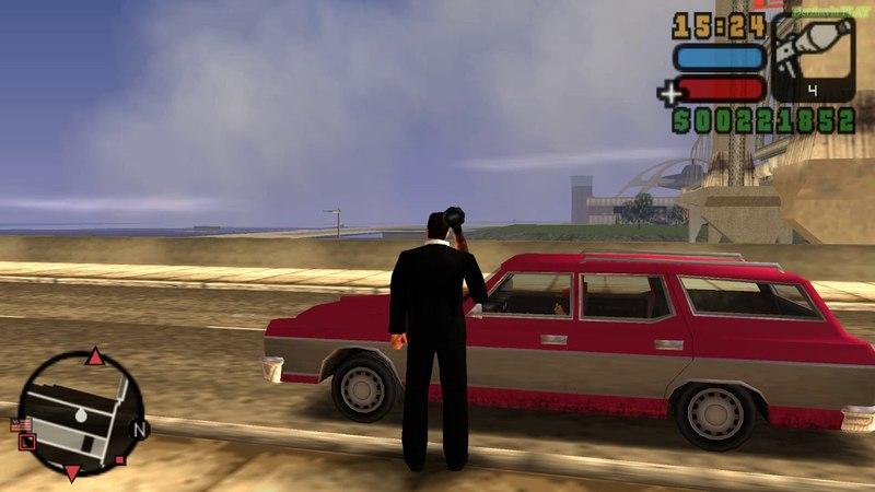 Прохождение GTA Liberty City Stories на 100% Миссия 54 Лживые идолы False Idols