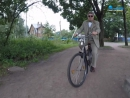 Средство передвижения — велосипед. История знакомства петерб