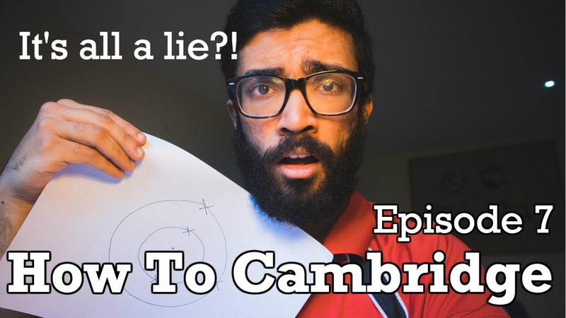 GCSE / A-Level Chemistry is a LIE?! | How to Cambridge Ep. 7 | Cambridge Physics Vlogger
