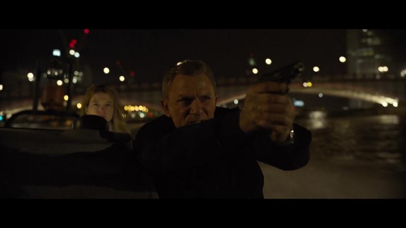 007: СПЕКТР - Финальная сцена