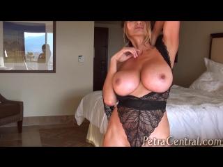 Petra Verkaik - Black Teddy Temptation - Part 1 2017-10-27