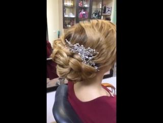 😍😍😍Ничто не украшает женщину так, как длинные волосы. В волосах – ваша красота.🤗🤗Самые красивые причёски и укладки. Мастер Анн