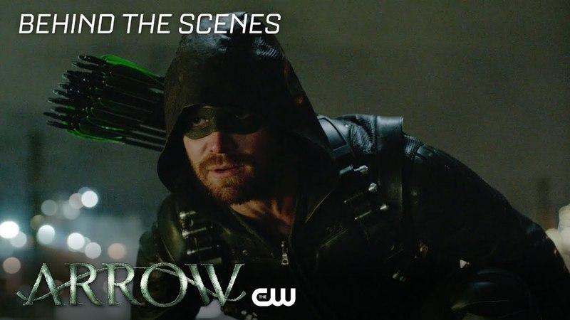 Стрела Братья по оружию The CW