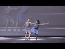 Полина Солодовникова и Ксения Сорокина, танцевальное шоу юниоры