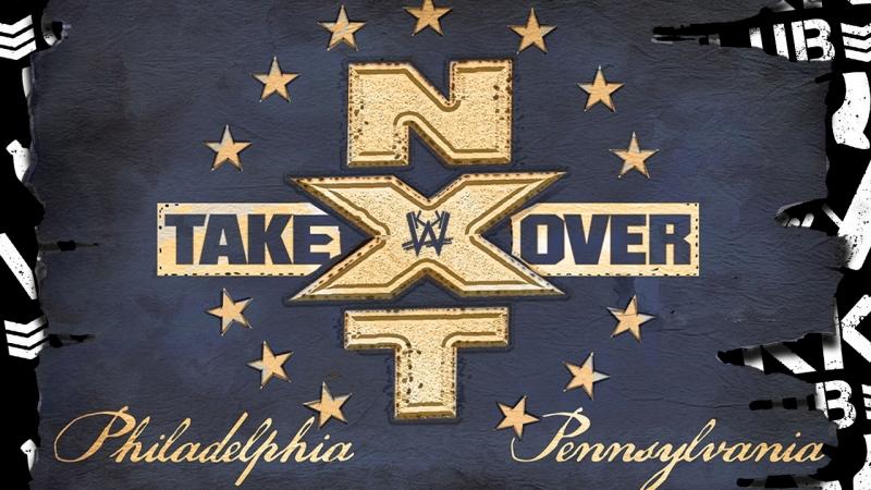 ШКК: NXT TakeOver - Philadelphia (Овладевание Филадельфией) - 27.01.2018