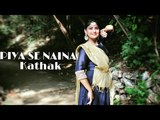 Coke Studio- Piya Se Naina   Radhika Arora   Kathak