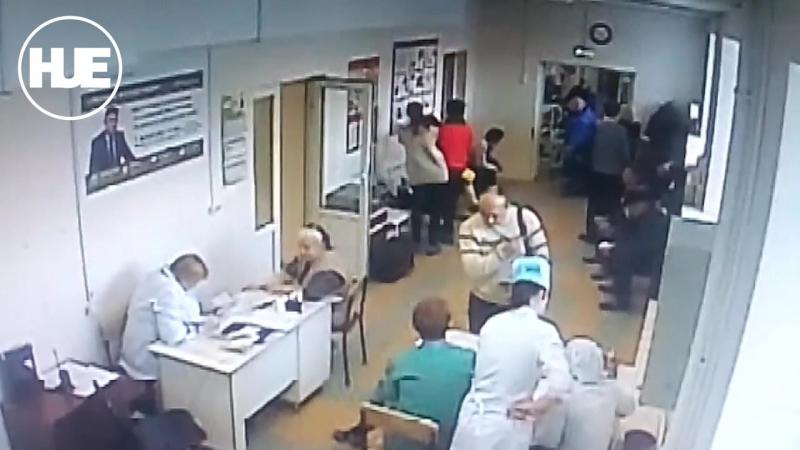 В Серпухове суд решает кто виноват в смерти пациентки, которую уронили с кушетки доктора