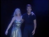 Patrick Swayze Wife Dancing At World Music Awards 1994