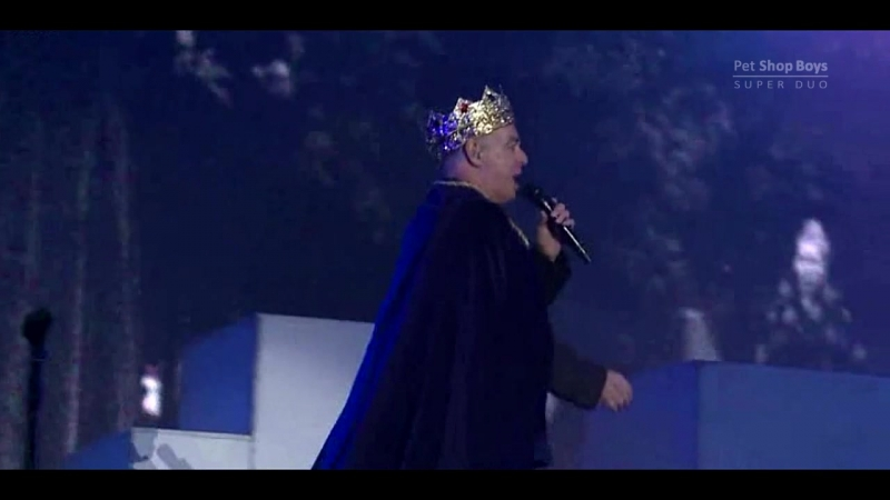 2012 - Pet Shop Boys - Se A Vida E - Viva La Vida - It's a sin (Picnic Afisha Moscow) ReCoded