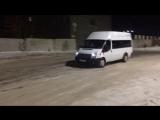 Drift transit