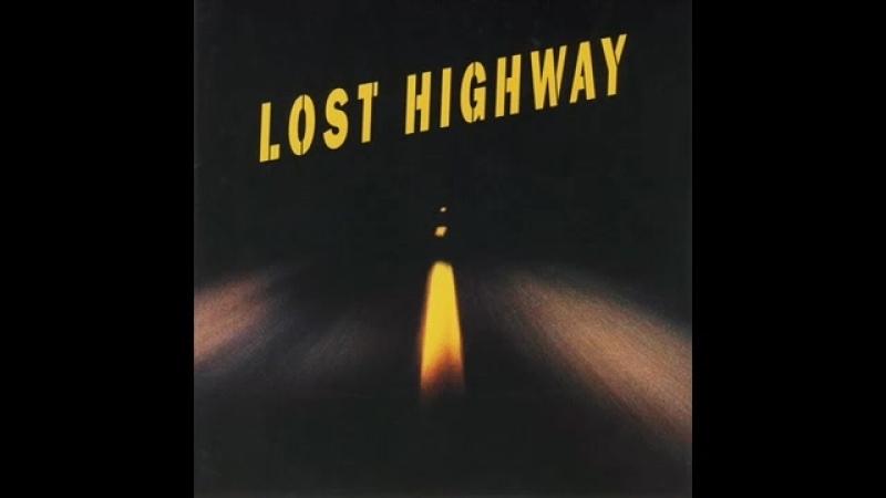 Lost Highway Angelo Badalamenti - Red bats with teeth
