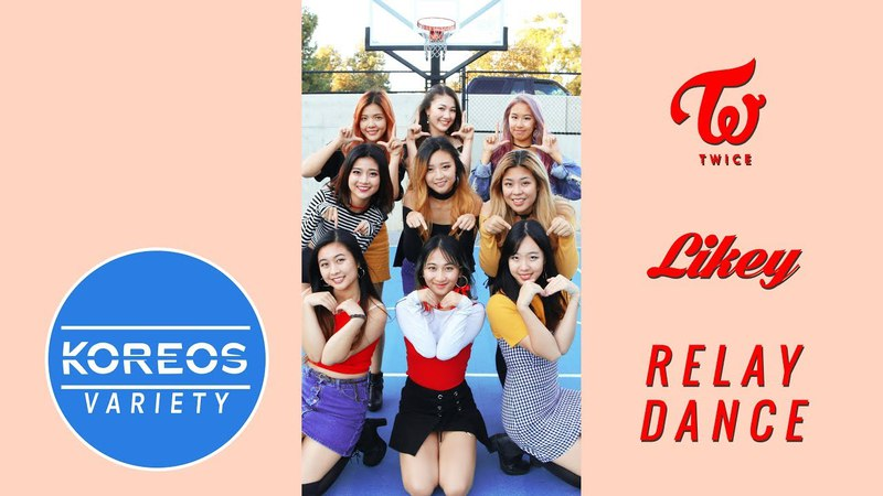 [Koreos Variety] S2 EP5 - Relay Dance: Twice Likey