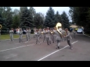 Eva op trumpet