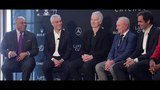 Roger Federer hits Chicago with Rod Laver, John McEnroe and Nick Kyrgios Laver Cup Chicago 2018
