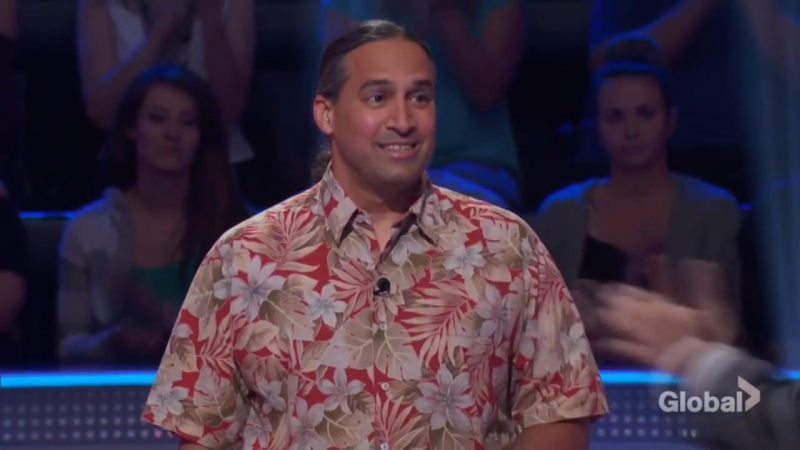 Who Wants to Be a Millionaire (USA) (30.10-03.11.2017) Week 08 (Episodes 36-40)
