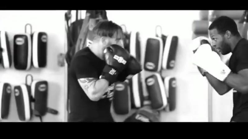 Том Харди - тренировки для Венома.