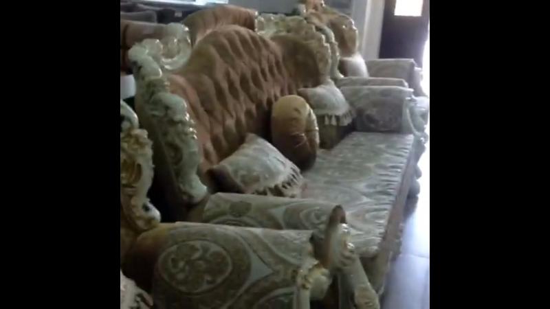 Холл РОМАНО (диван и 2 кресла) от мебельной фабрики ШАНС.