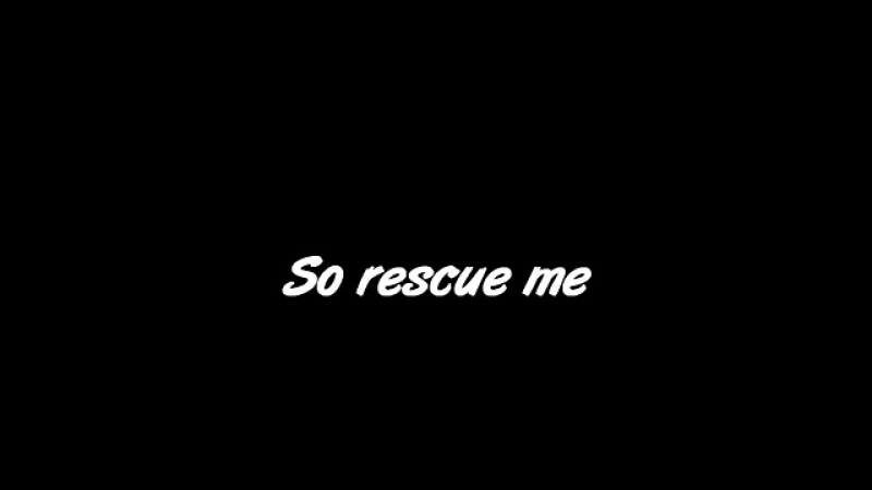 You Me At Six ft. Chiddy Bang - Rescue Me ( Instrumental Lyrics )