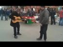 Алкаши танцуют под минимал
