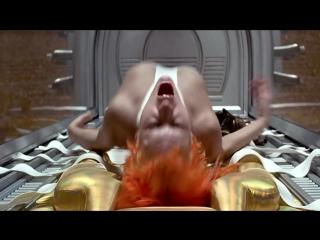 Jovovich nude milla element the fifth