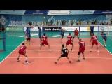 HIGHLIGHTS. Динамо Москва — Локомотив Суперлига 2017-18. 1-4 финала. Мужчины