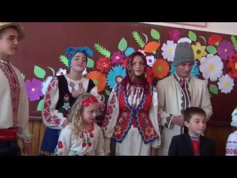 Кайдашева сім'я. Версія Андрушівської гімназії. Володимир Повальчук